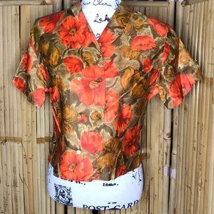 Vintage 1959s blouse